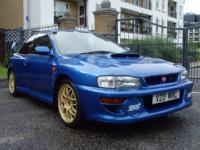 Click to see other photos of Subaru Impreza 22B - Ultra Low Miles/As New/Very Rare - SOLD