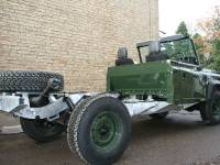 Click to see larger photo of Land Rover Defender 130 Chassis Cab 300/Td5