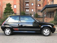 Click to see other photos of Renault 5 GT Turbo - SOLD