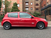 Click to see other photos of Renault Clio Renaultsport 182 Trophy - SOLD