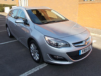 Click to see other photos of Vauxhall Astra 1.6i Elite Sport Tourer 5dr (Privately Owned From New~Only 17000~ FSH)