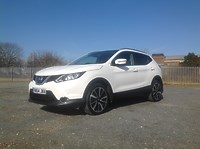 Used Nissan Qashqai Tekna DIG-T 1.2 Petrol For Sale on the Isle of Wight
