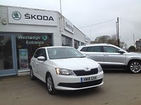 Used Skoda Fabia SE 1.0 110ps DSG  For Sale on the Isle of Wight