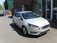 Used Ford Focus Titanium 1.0 100ps For Sale