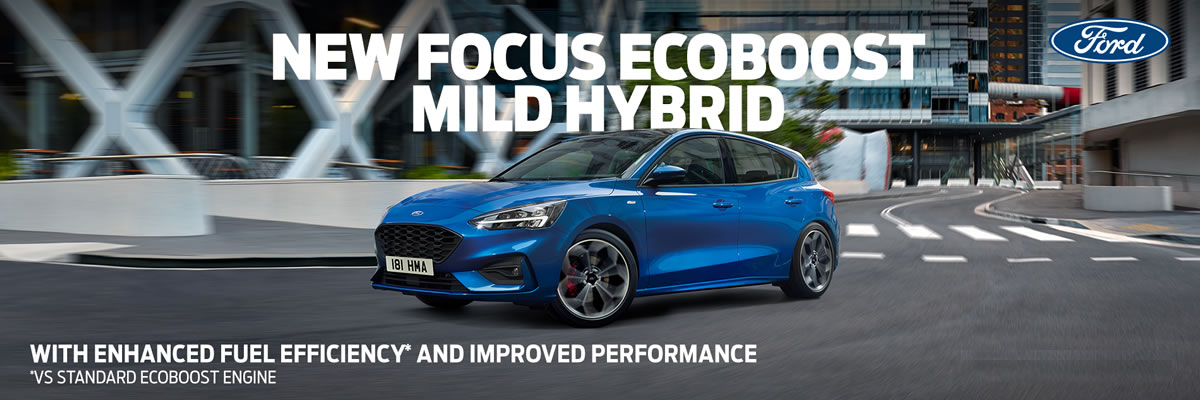 New Ford Focus MHEV