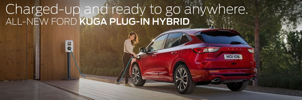 All-New Ford Kuga PHEV / Hybrid