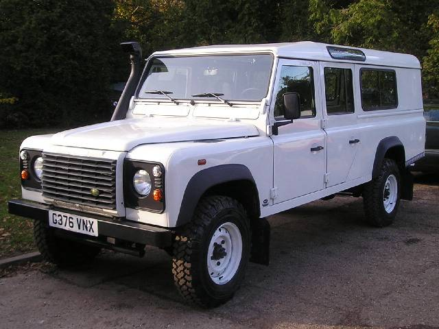 Used Land Rover Defender 130 S/Wagon (Conversion only) from    at