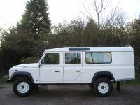 Click to see larger photo of Land Rover Defender 130 S/Wagon (Conversion only) from...