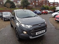 Used Ford EcoSport 1.0 TITANIUM S (140PS) 5DR For Sale