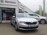 Click to see other photos of Skoda Octavia SE 1.5 150ps