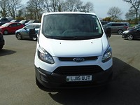 Click to see larger photo of Ford Transit Custom 290 Eco 100