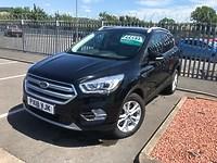 Used Ford Kuga Titanium Nav 2.0 TDCI 150 (PX18VJK)  PRICE NEW £27660 For Sale - Egremont, Cumbria