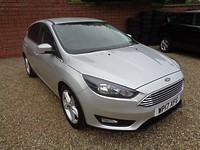 Used Ford Focus 1.0 125ps ZETEC EDITION 5DR For Sale