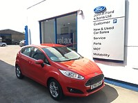 Click to see larger photo of Ford Fiesta 1.0 100PS Zetec