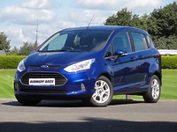 Click to see other photos of Ford B-Max 1.0T 100ps Zetec