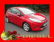 Click to see larger photo of Ford Fiesta Zetec S 1.6TDCi