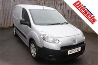 Click to see larger photo of Peugeot Partner 1.6 HDI L1 75 Professional SOLD