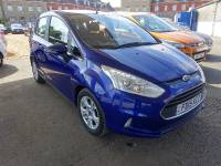 Used Ford B-Max 1.4 Zetec 5 Door For Sale