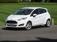 Click to see other photos of Ford Fiesta 1.25 Zetec 5dr