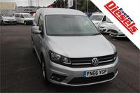 Click to see larger photo of VW Caddy 2.0 TDI C20 Bluemotion Tech 102PS Highline Van