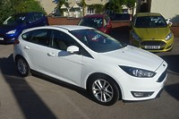 Used Ford Focus Zetec 1.0 Ecoboost 100ps, 5 Door For Sale