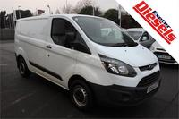 Click to see larger photo of Ford Transit Custom 2.2 TDCI 125 290 SWB Low Roof