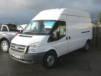 Click to see larger photo of Ford Transit 350 2.4TDCi 115bhp RWD LWB High Roof Van