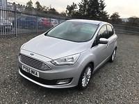Used Ford C-Max Titanium 1.5 TDCI (PY65MKA)  For Sale - Egremont, Cumbria