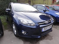 Click to see other photos of Ford Focus 1.0T EcoBoost 125PS Estate