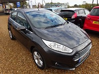 Used Ford Fiesta 1.6 Zetec Automatic 5 Door For Sale