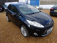 Used Ford Fiesta 1.4 Titanium 5 Door For Sale