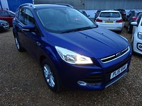 Used Ford Kuga 2.0 Tdci Turbo Diesel Titanium 5 Door 2WD For Sale
