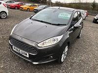 Used Ford Fiesta Titanium 1.0 Ecoboost 125 (PX65UXM) For Sale - Egremont, Cumbria