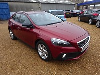 Used Volvo V40 Cross Country 2.0 D2 Turbo Diesel Lux Nav 5 Door Automatic For Sale