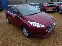 Used Ford Fiesta 1.6 TDCI Turbo Diesel ECOnetic Titanium 5 Door For Sale