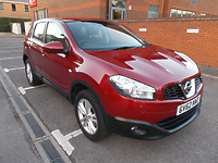 Click to see other photos of Nissan Qashqai 1.6i Acenta (Only 37000m~FSH~Two Private Owners)
