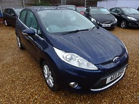 Used Ford Fiesta 1.4 Zetec 5 Door Automatic For Sale