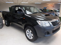 Click to see other photos of Toyota Hi-Lux 2.5D-4D Active Extra Cab Pick Up (Lots of Extras)