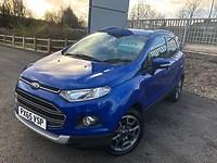 Used Ford EcoSport Titanium 1.5 TDCI (PX65VSP) For Sale - Egremont, Cumbria