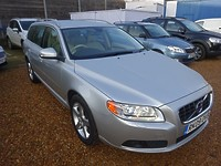 Used Volvo V70 2.5T SE Lux 5 Door Automatic Estate For Sale