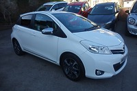 Used Toyota Yaris 1.3 VVTi-Trend For Sale