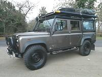Click to see other photos of Land Rover Defender 110 Station Wagon LHD 2.8