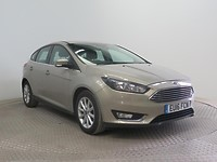 Click to see larger photo of Ford Focus  HATCHBACK 1.6 125 Titanium Navigation 5dr Powershift
