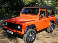 Click to see larger photo of Land Rover Defender 90 Soft Top LHD  - USA compliant for export