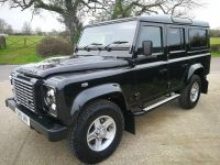 Click to see larger photo of Land Rover Defender 110  LANDMARK  Edition Station Wagon