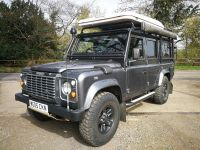 Click to see larger photo of Land Rover Defender 110 XS Td5 Overland Camper
