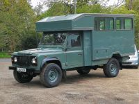 Click to see larger photo of Land Rover Defender 130 Gun Bus Td5