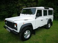 Click to see larger photo of Land Rover Defender 110 County Station Wagon LEFT HAND DRIVE 300 Tdi