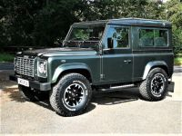 Click to see larger photo of Land Rover Defender 90 XS Td5 Station Wagon