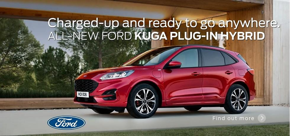 All-New Ford Kuga Hybrid